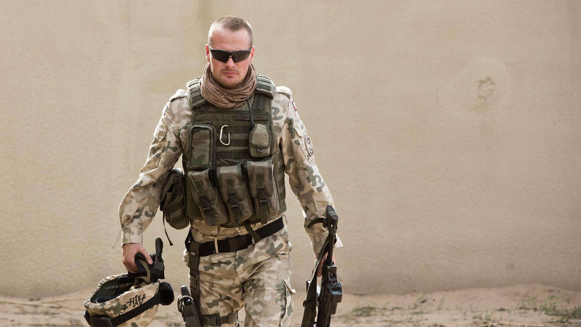 Misja Afganistan odc. 05 - Kino Polska