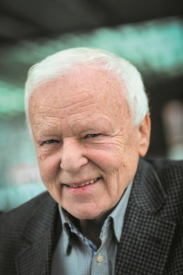 Jerzy Radziwiłowicz iMarian Opania wspominają Człowieka zżelaza iAndrzeja Wajdę