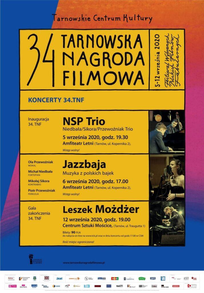 Tarnowska Nagroda Filmowa koncerty