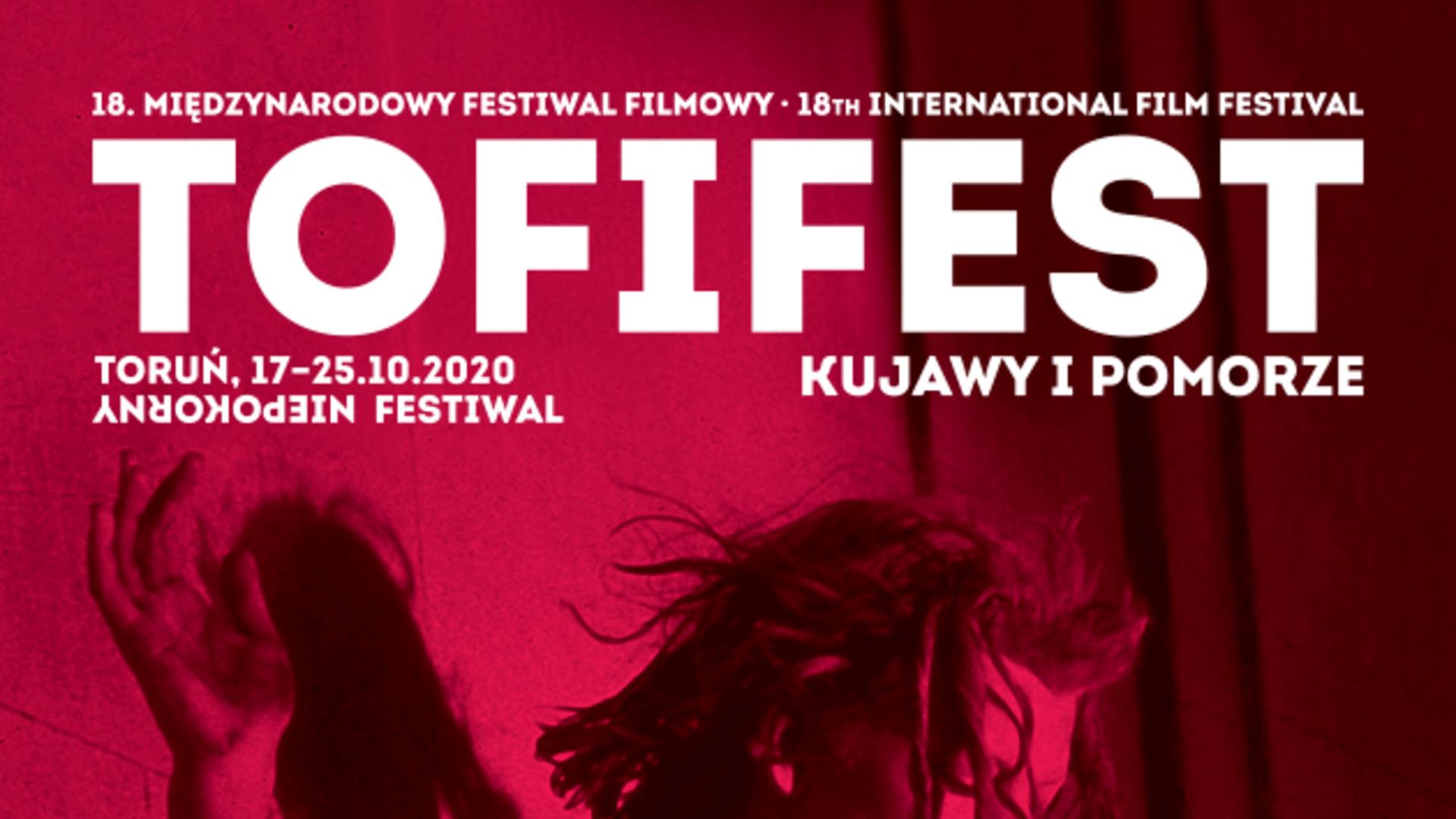 18. MFF Tofifest w Toruniu rusza 17 października